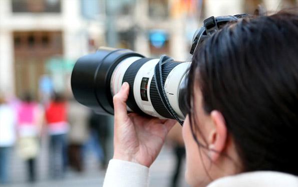 prise de vue photo et video